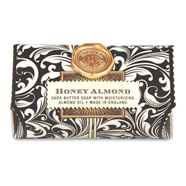 Honey Almond Large Soap Bar