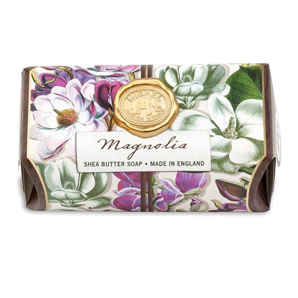 Magnolia Large Soap Bar