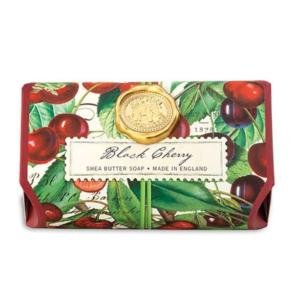 Black Cherry Large Soap Bar