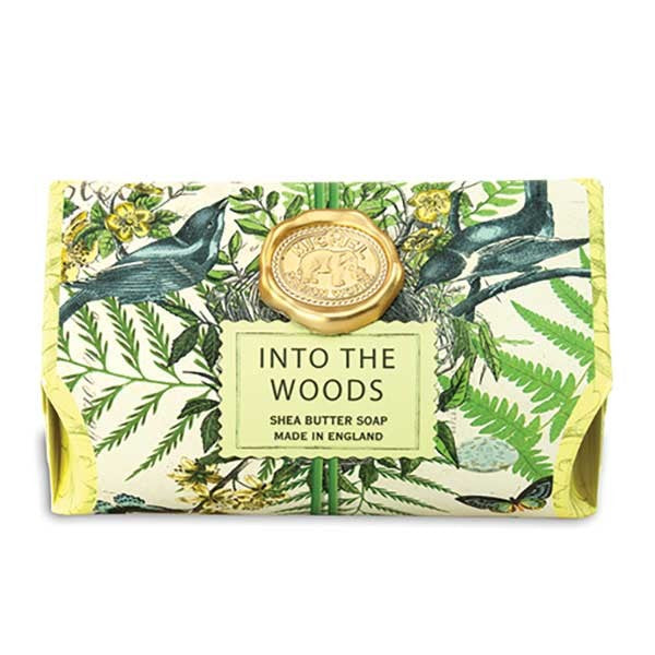 Into the Woods Large Soap Bar