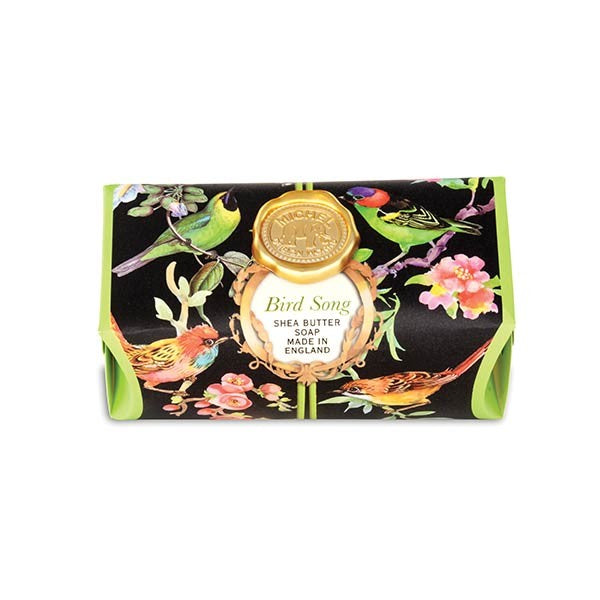 Bird Song Large Soap Bar