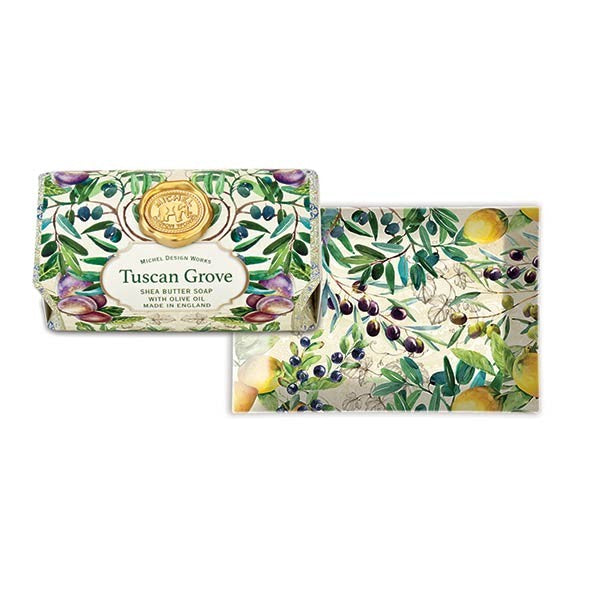 Tuscan Grove Large Soap Bar