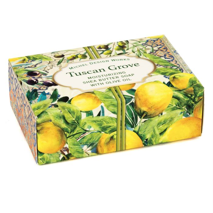 Tuscan Grove Boxed Soap