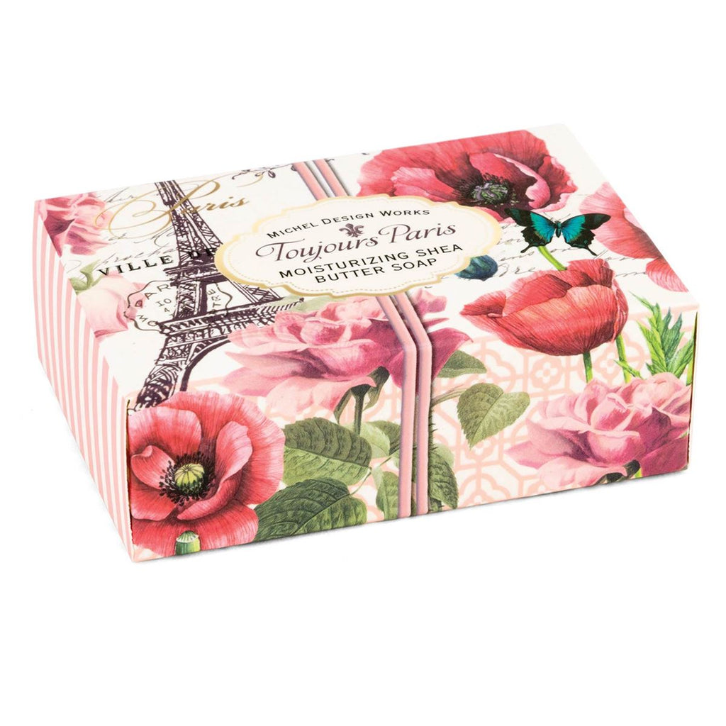 Toujours Paris Boxed Soap