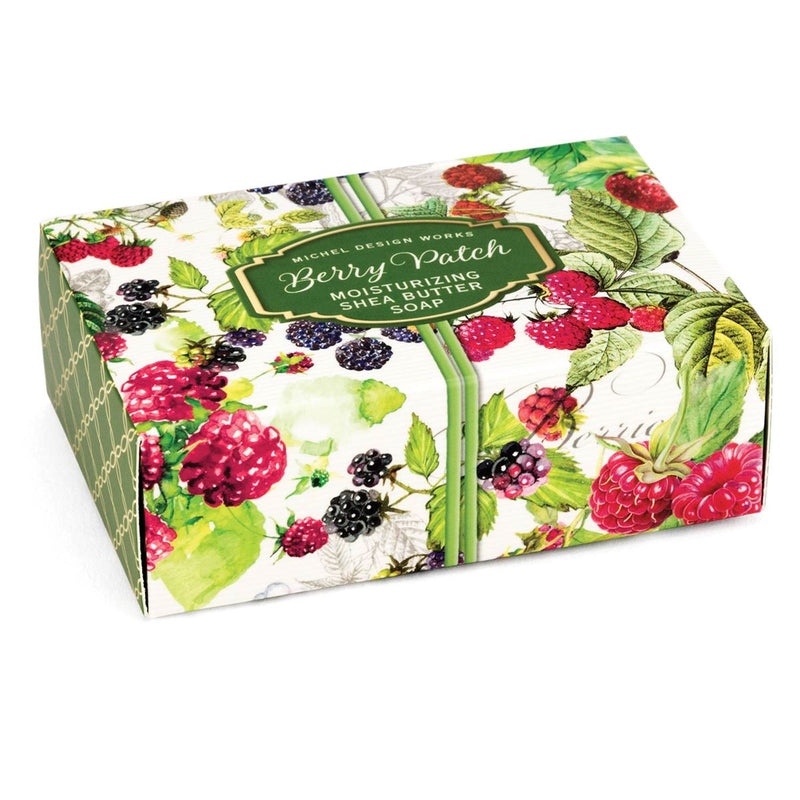 Berry Patch Boxed Soap