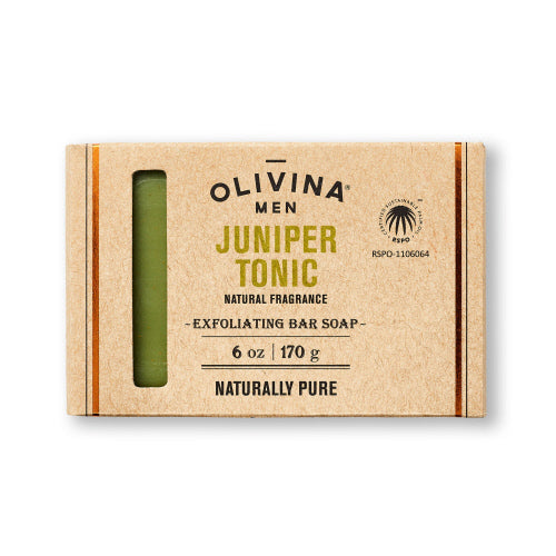 Juniper Tonic Soap Bar