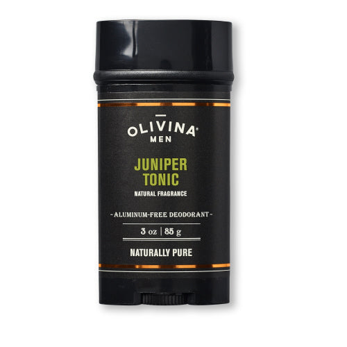 Olivina Men - Juniper Tonic Deodorant