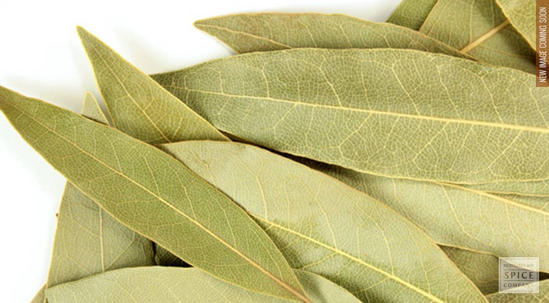 Bay Leaf Whole Organic - 1/4 Pound