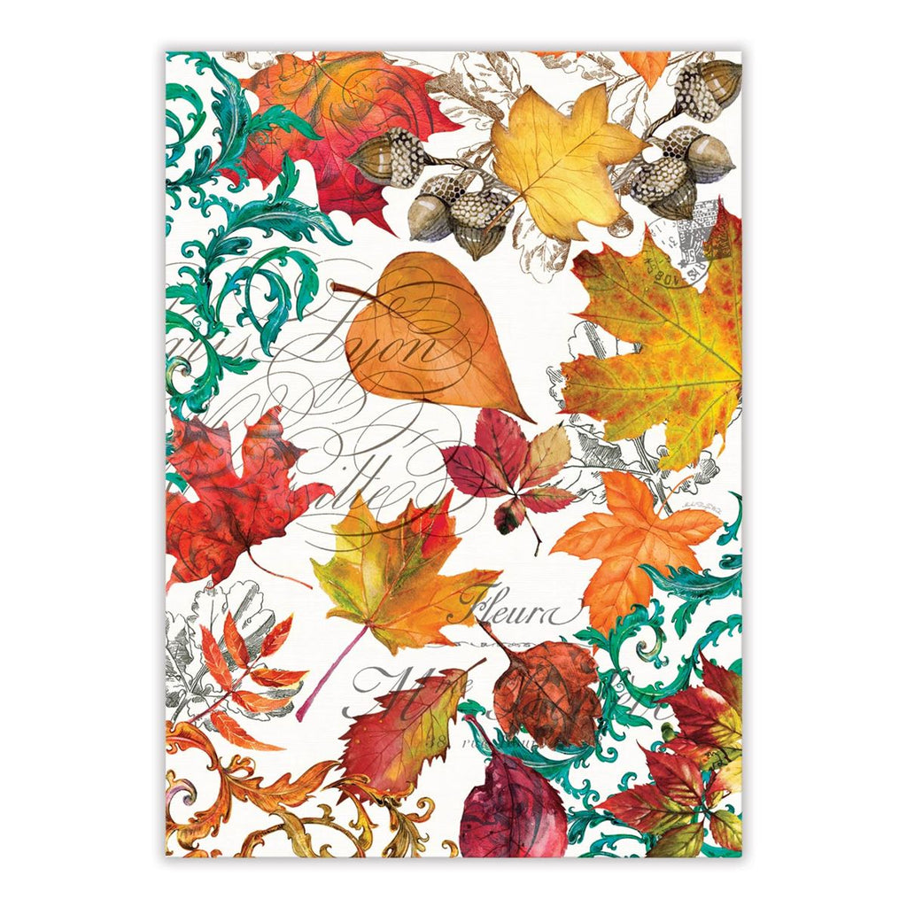Fall Symphony Kitchen Towel