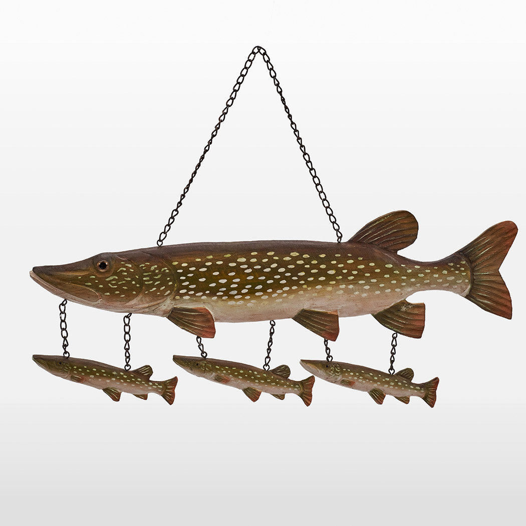 Northern Pike Wall Decor