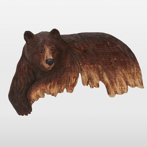 Brown Bear Wall Decor
