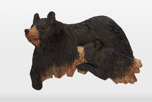 Black Bear With A Cub Wall Decor