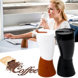 Reuseable Coffee Cup - with a difference - Find Me Gifts