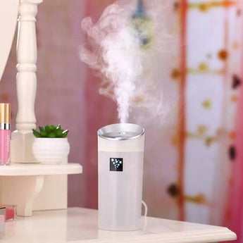 Mini Air Humidifier -  Aroma Essential Oil Diffuser - Mobile - Find Me Gifts