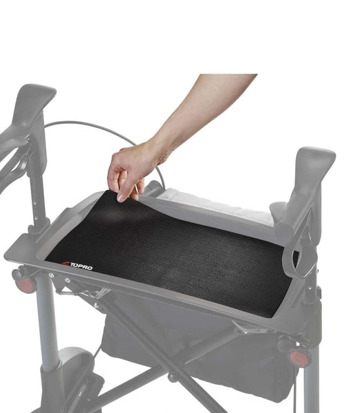 Topro Anti slip mat for tray, Rollator Accessory for Troja Classic, 2G, Olympos - online Shop Philmed 24 Gesundheit