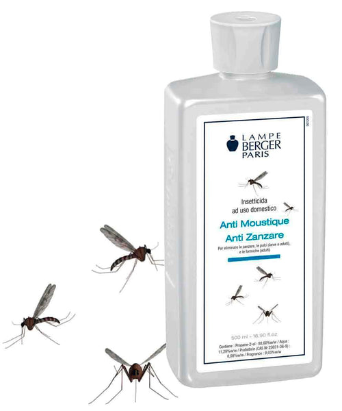 Lampe Berger Parfum Anti-moustique non parfumé 500ml, Anti-mosquito - PHILmed 24 Online Shop