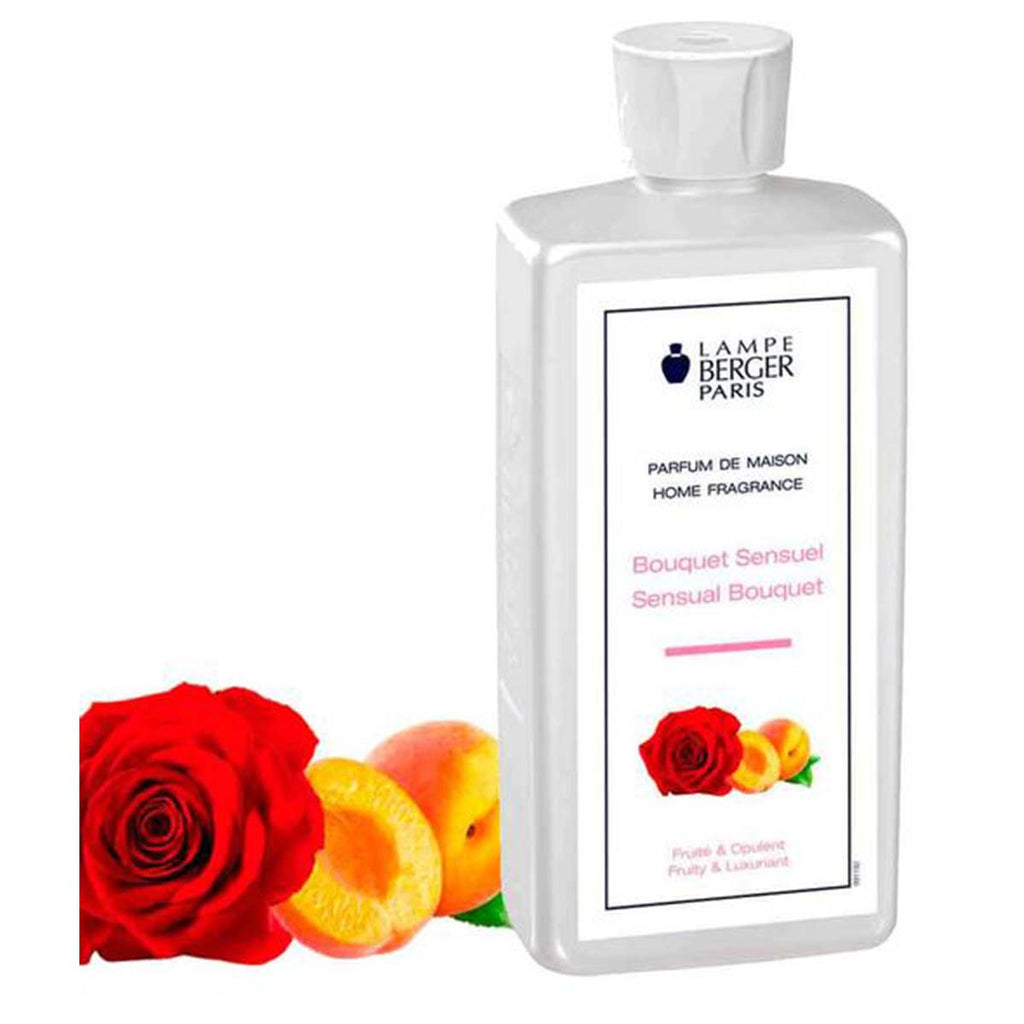 Lampe Berger Parfum Bouquet Sensuel 500ml, Sensual Bouquet