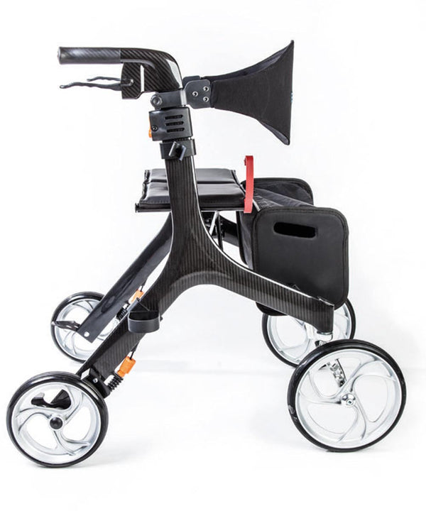 Besco Medical Rollator CARBON, 4,7 kg - PHILmed 24 Online Shop