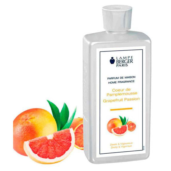 Lampe Berger Parfum Coeur de pamplemousse 500 ml, Grapefruit Passion - PHILmed 24 Online Shop