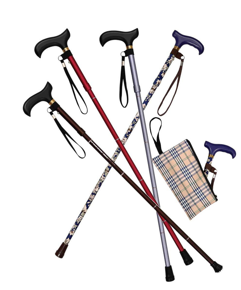 Mini foldable Walking Stick - PHILmed 24 Online Shop
