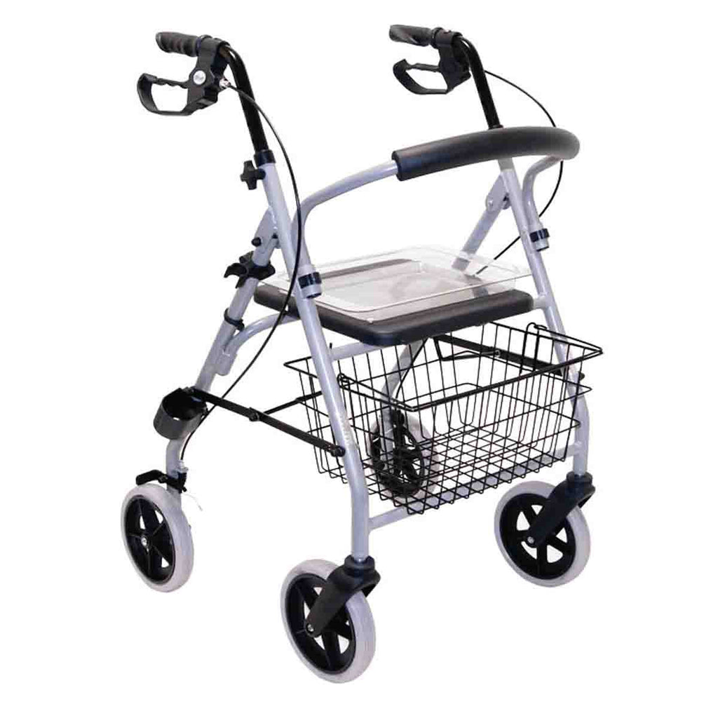 Drive Medical Lightweight Rollator Walker GIGO