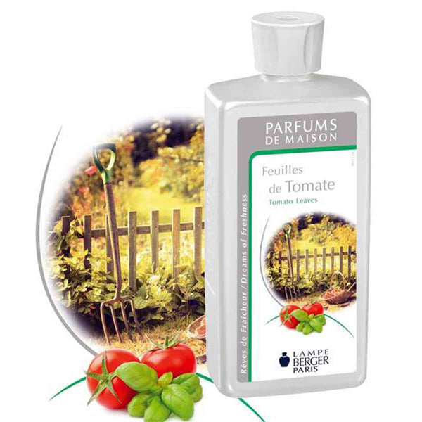 Lampe Berger Parfum Feuilles de Tomate 500ml, Tomato leaves - PHILmed 24 Online Shop