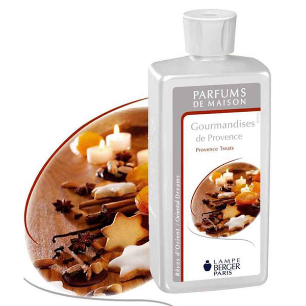 Lampe Berger Parfum Gormandises de Provence 500ml, Provence Treats - PHILmed 24 Online Shop