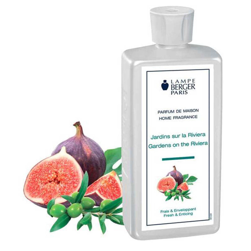 Lampe Berger Parfum Jardins sur la Riviera 500ml, Gardens on the Riviera - PHILmed 24 Online Shop