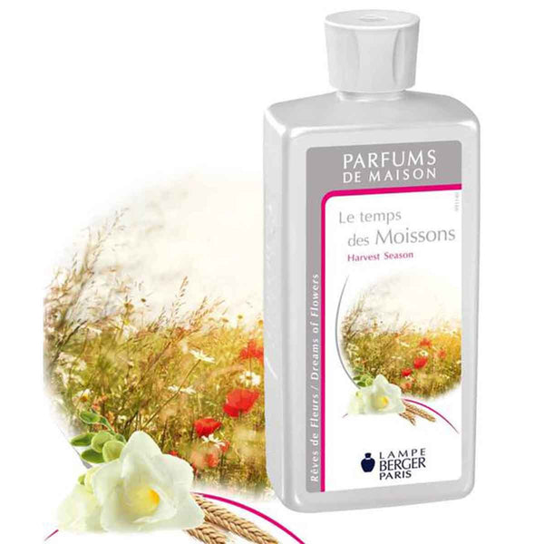 Lampe Berger Parfum Le Temps des Moissons 500ml, Harvest Season - PHILmed 24 Online Shop