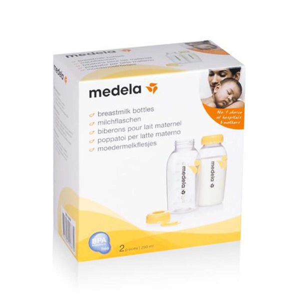 Medela Breast milk bottles pack 250 ml 2parts - PHILmed 24 Online Shop