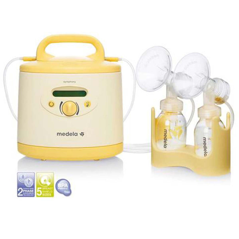 Medela Symphony Double Electric Breast Pump Breastfeeding For