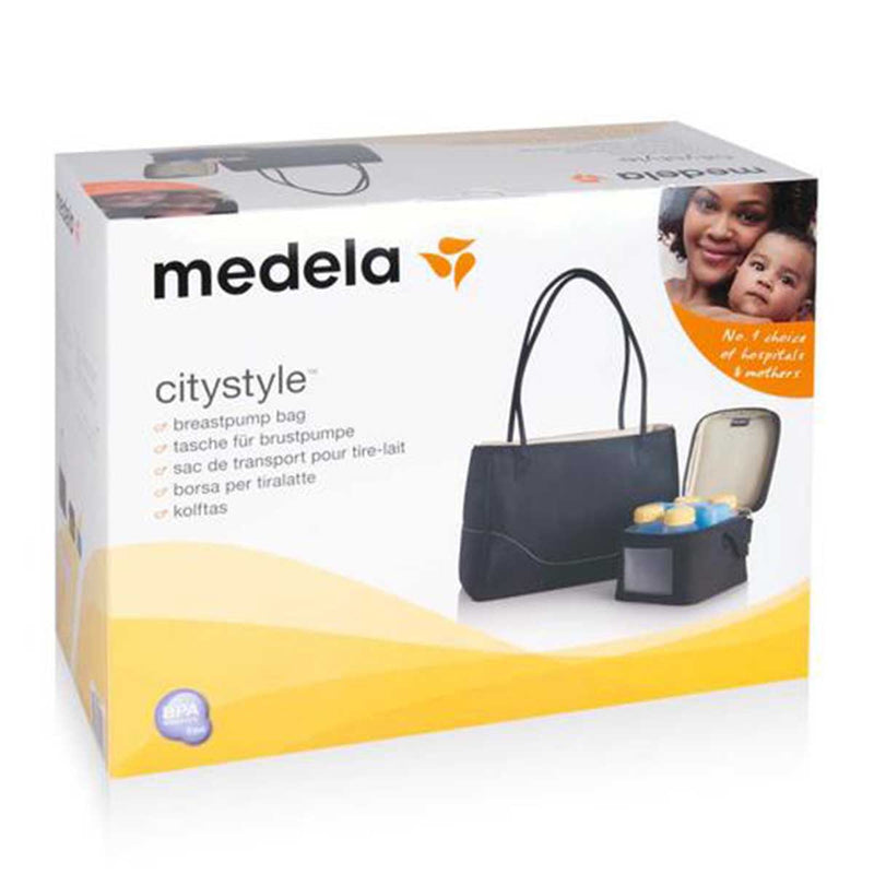 Medela CityStyle breast pump bag (Cooler Bag) - PHILmed 24 Online Shop
