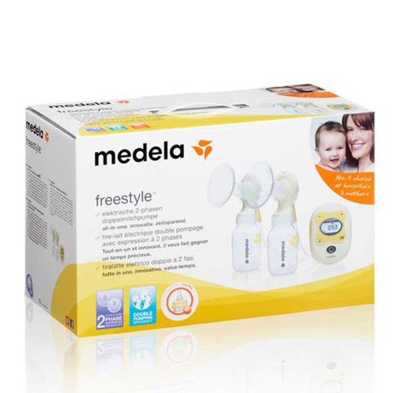 Medela Freestyle double electric breast pump - PHILmed 24 Online Shop