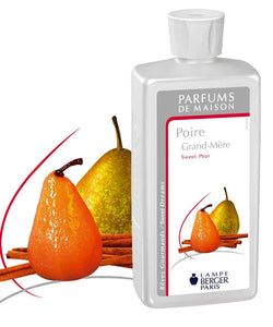 Lampe Berger Parfum Poire grand-mère 500ml, Sweet Pear - PHILmed 24 Online Shop
