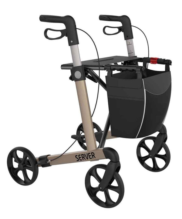 Rehasense lightweight Rollator Walker Server, Champaign - PHILmed 24 Online Shop