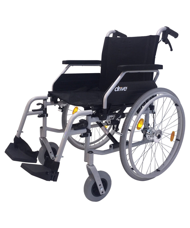 Drive Medical Standard Wheelchair Ecotec 2G - PHILmed 24 Online Shop