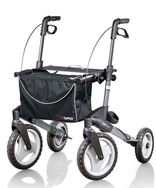 TOPRO Outdoor Rollator Walker Olympos - PHILmed 24 Online Shop