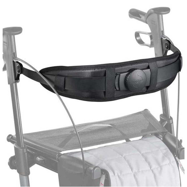 Topro Adjustable back support with padding, Rollator Accessory for Troja 2G