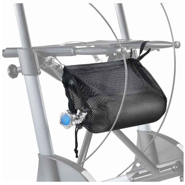 Topro Basket for oxygen bottle, Rollator Accessory for Troja, Troja 2G, Olympos