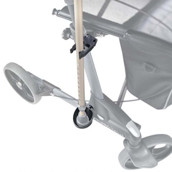 Topro Crutch holder, Rollator Accessory for Troja, Troja 2G, Olympos