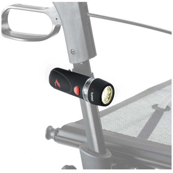 Topro Lamp, Rollator Accessory for Troja, Troja 2G, Olympos