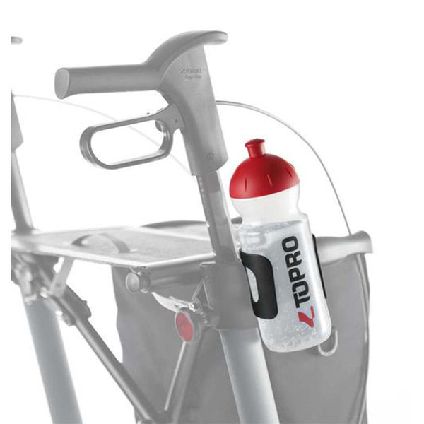 Topro Bottle holder, Rollator Accessory  for Troja, Troja 2G, Olympos - online Shop Philmed 24 Gesundheit