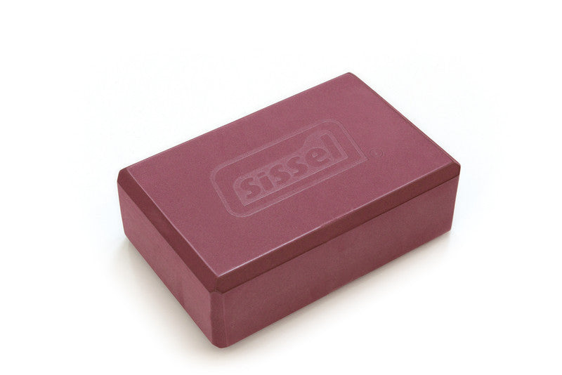 SISSEL Yoga Block - PHILmed 24 Online Shop