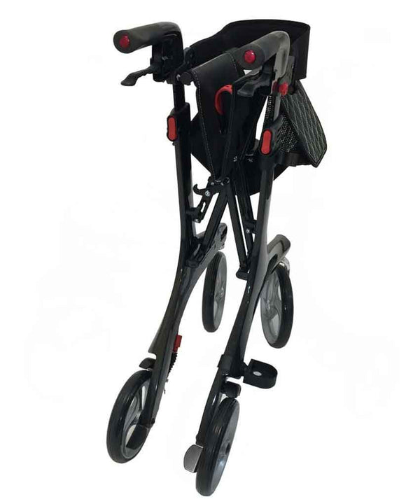 Drive Medical Rollator Walker Nitro Carbon 5,5 kg - PHILmed 24 Online Shop