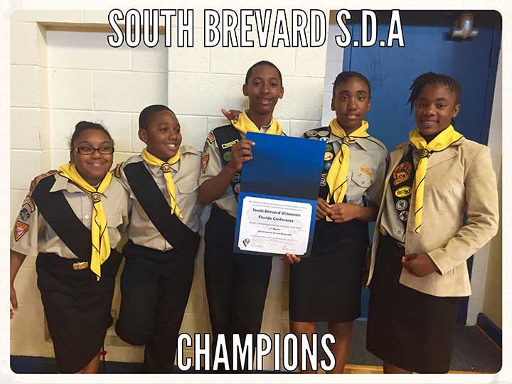 South Brevard Pathfinders F/Raiser