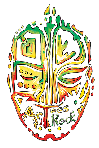 Art-tees-rock-Logo-Mask