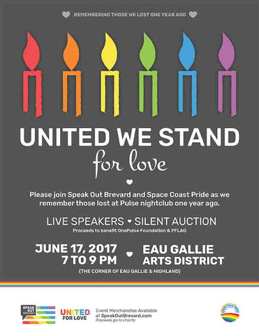United we stand- Pulse night club vigil