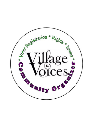 Village Voices Campaign Logo