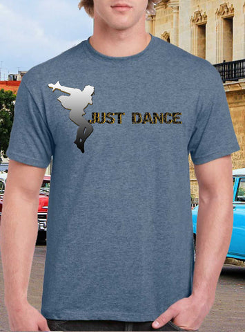 Just Dance design Men's T-Shirt Gildan by Art Tees Rock