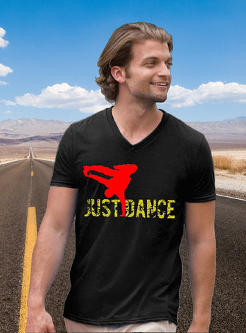 [Just_Dance], [Men's_T-Shirt], [Gildan], [Art_Tees_Rock]
